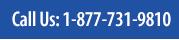 Call Us: 1-877-731-9810